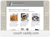 couch-caddy.com