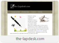 the-lapdesk.com