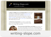 writing-slope.com